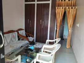 fully furnished 2bhk flat 2 bathrooms with living room and store room