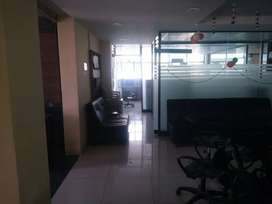 1000Sqft Office Space available for Rent in Siddhapudur Furnished