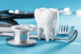 Dental clinic helper