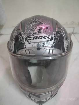 No Helmet Traffic Penalty Rs1000 - BUY USED CROSS HELMET Rs500