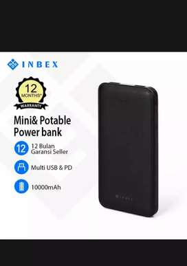 Power bank inbex