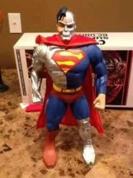 Limited edition kotobukiya cyborg superman