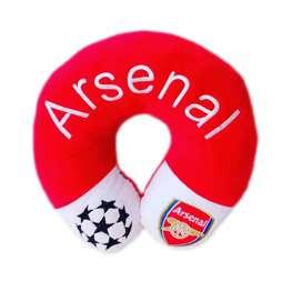 Bantal Leher motif club bola Arsenal