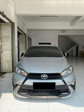 Toyota Yaris TRD Matik Tahun 2017 Km 36.000++
