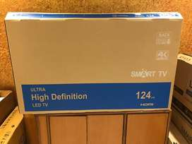 Ultra hd 4k smart and android 50 inch led tv