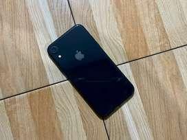 # IPhone Xr Black - 64GB - Unit Only - Mulus