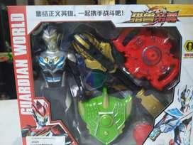 mainan anak action figure ultraman baru set
