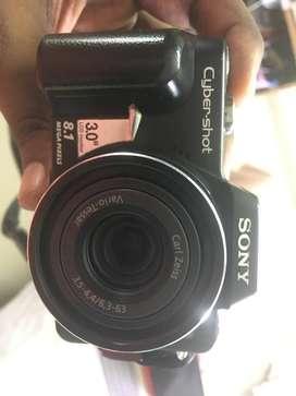 Sony cyber-shot semi dslr for sale.