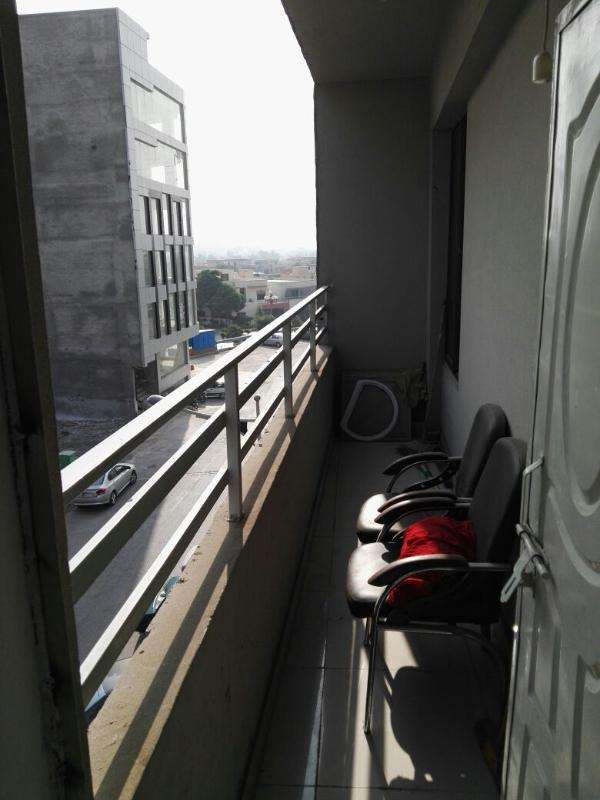 1 Bed Corner Furnished Apartment for sale [Civic Center]