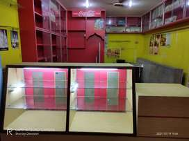 Fully furnished shop ready for immediate sale