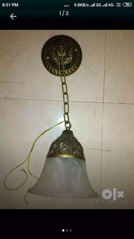 Hanging lamp unused good condition