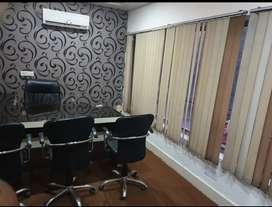 Full Furnished Office HUDA SEC 17