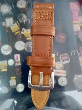 Tali kulit jam tangan ukur 24