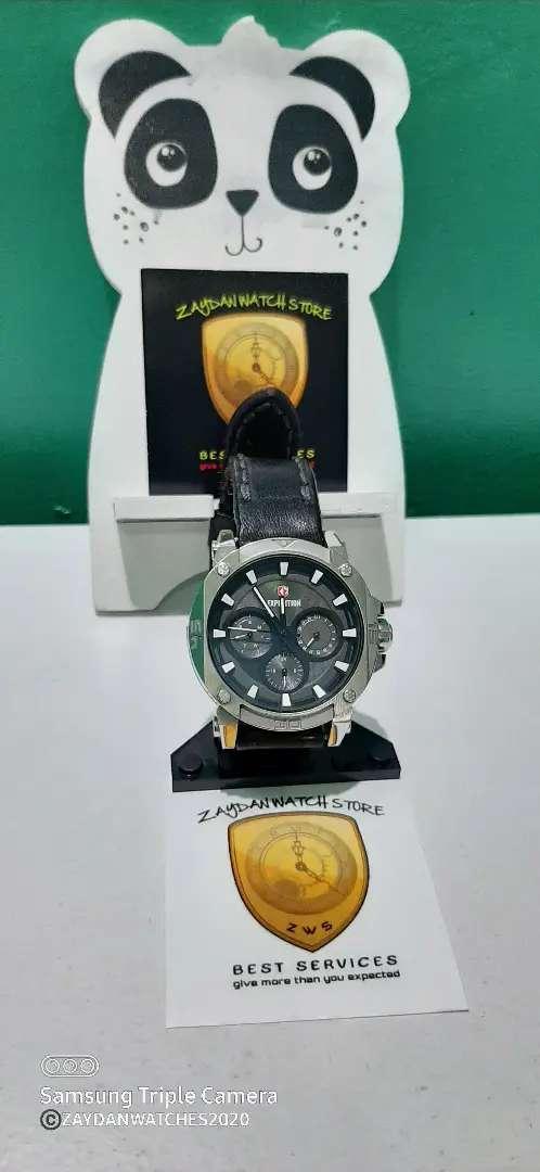 Jam tangan Expedition E6606B Cal.3JE2 muluuss like new