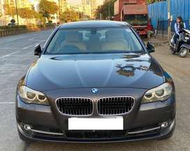 BMW 5 Series 520d Luxury Line, 2013, Diesel