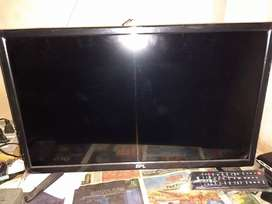 BPL 24inch original TV 5 months old brand new