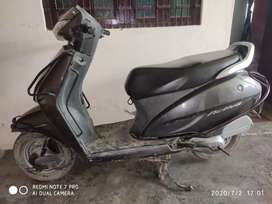 Honda Activa in good condition for sale.