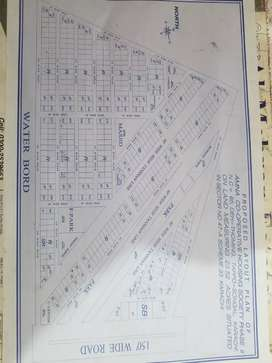 AMNA SOCEITY Plot for sell