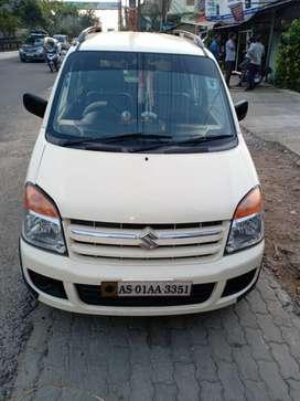 Maruti Suzuki Wagon R VXi Minor, 2006, Petrol