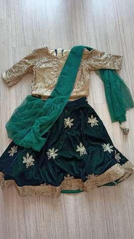 Ethnic dress for girls