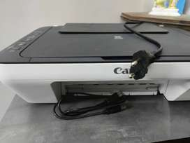 I'd bought this canon printer MG2577S a month ago for emergency use!!