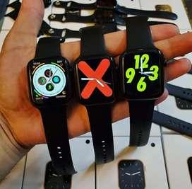 Series 6 Smart Watch Full Display BT Calling, Music etc