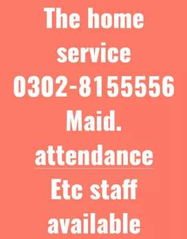 Full reliable All Domestic staff available