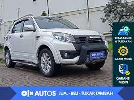 [OLX Autos] Daihatsu Terios 1.5 R  M/T 2016 Putih