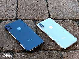 i phone x all colors are available