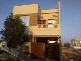 125 Sq Yd Villa on Easy Installments, in Precinct 27