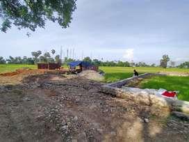 Tanah kavling dekat jembatan barombong