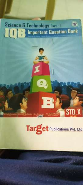 Target Science And Technology Part 1 IQB STD 10