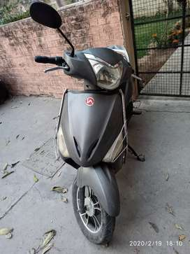 Hero Electric Optima in good condition for sale