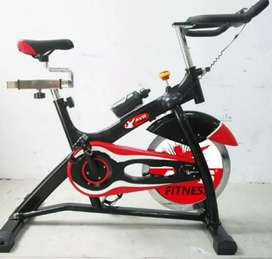 Exercise spin bike