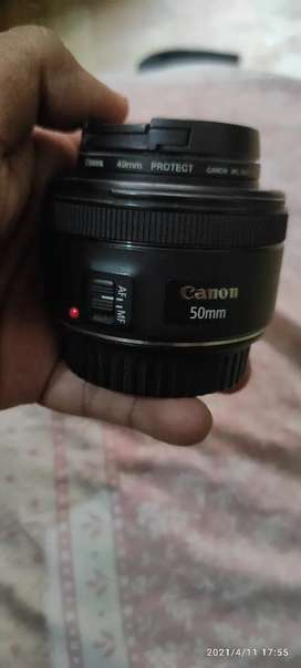 Canon 50mm f1.8 STM cheap rate