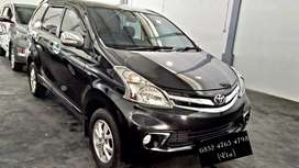 All New Avanza 1.3 G 2012 Manual