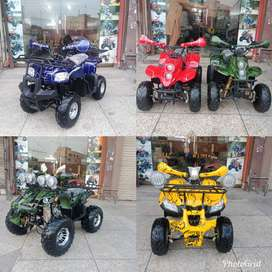 Grand Stock 50cc To 250cc Atv Quad 4 Wheels Bike Deliver In All Pak