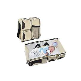 First Love Baby Travel Bed And Bag