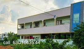 1km to main road north face 2bhk,east face one house 1bhk carparking