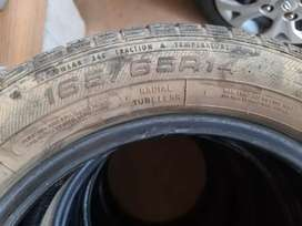 Tyre set of four 165/65R14