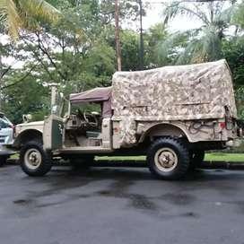 Jeep Kaiser M715 4x4