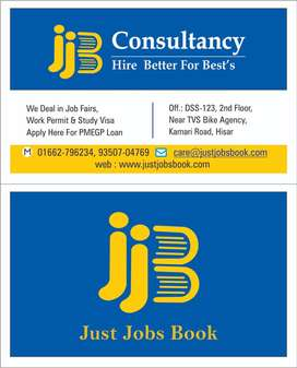 Job Fair by Just Jobs Book