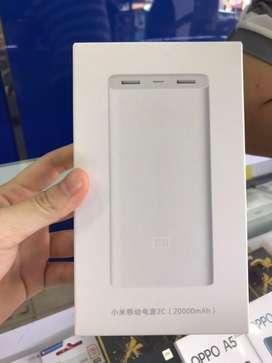 Powerbank xiaomi 20.000 MAH ORIGINAL