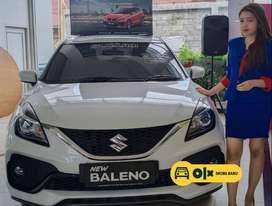 [Mobil Baru] Suzuki Balikpapan New Baleno M/T Manual Grey 2020