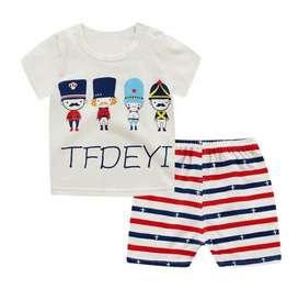 Baju import anak set