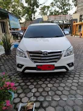 Alih Kredit Toyota Kijang Innova 2,5G Diesel tahun 2015