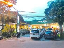 Disewakan murah tempat untuk usaha daerah tengah kota bandung