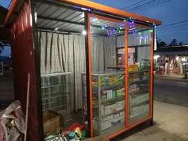 Box Cafe Jualan