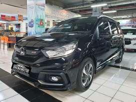Honda Mobilio 1.5 RS MT 2017 Limited Km 20 rb Super Antik