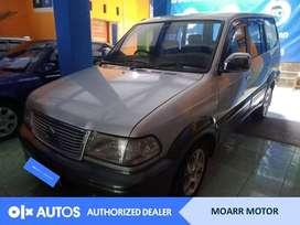 [OLXAutos] Toyota Kijang 2.0 Krista Bensin MT 2001 Silver #Moarr Motor